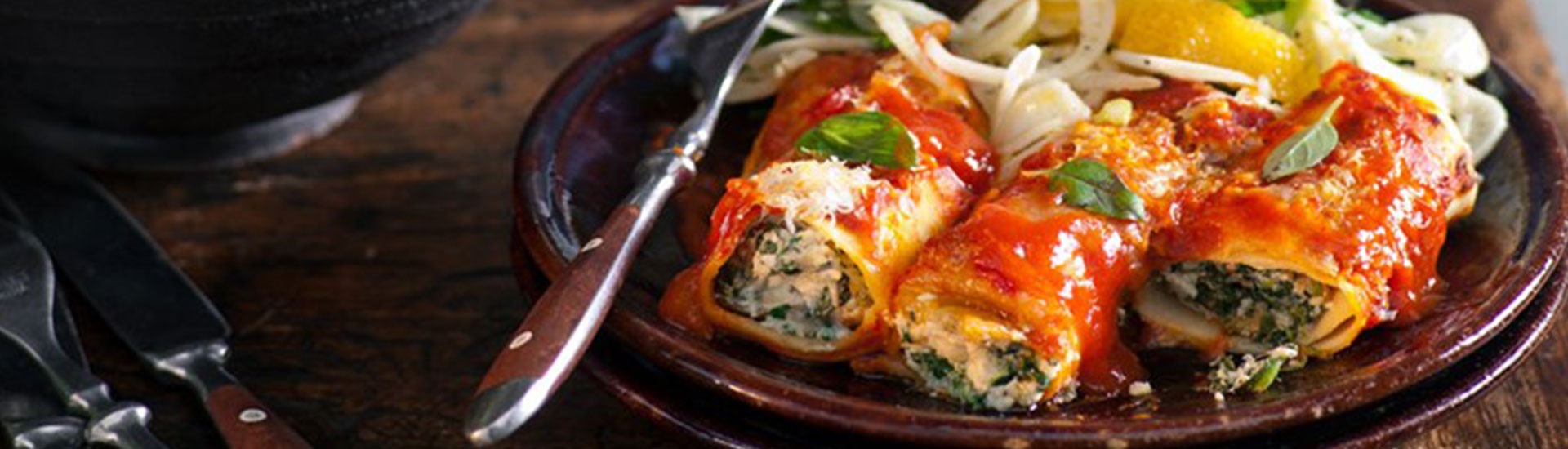 how to cook frozen cannelloni